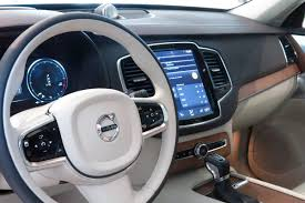 volvo xc90 interior 2016. new volvo xc90 interior has well considered materials feb2015 xc90 2016 i