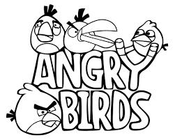 Coloriage Angry Birds Coloriages Pour Enfants To Print Jeu Dessin