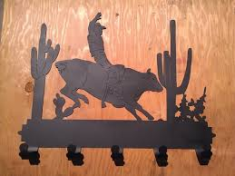 Cowboy Coat Rack Cowboy Coat Rack Metal Art Plasma cut designs Pinterest Plasma 19