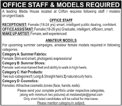 mac makeup artist jobs dubai middot office staff and models required by a a house in karachi
