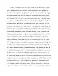 conflict in jame s joyce s araby essay zoom zoom zoom