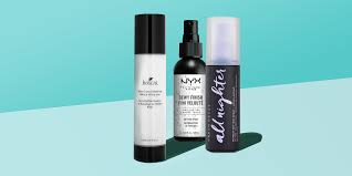 10 best makeup setting sprays for long lasting makeup