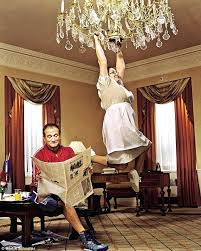i wanna swing from the chandeliers taking a potshot at brad to taking a potshot swing