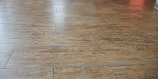 ceramic wood tile offers style of hardwood without the expense or maintenance