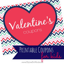 printable valentine s coupons for kids