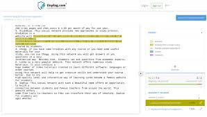 plagiarism checker tools for bloggers writers and teachers  plagi checker by unplag