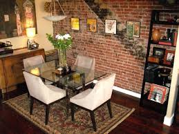 Old Brick Dining Room Sets New Decorating Design