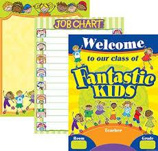 Fantastic Kids Chart Set
