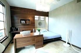 bedroom and office. Small Bedroom Office Design Ideas . And E