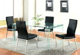 glass dining table sets clearance. full image for dining table cheap round glass sets 4 clearance c