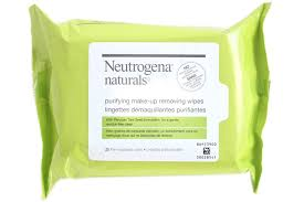 neutrogena naturals purifying makeup remover face towelettes 8 49 cvs