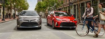 2017 Toyota Corolla Trim Levels | Toyota of Naperville