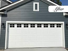 garage doors with windows. Plain With Magnetic Garage Door Windows  Decorative Black Window Decals For Two Car  Magnets Hardware For Doors With