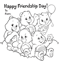 Small Picture Coloring Pages For Your Best Friend Best friend coloring pages