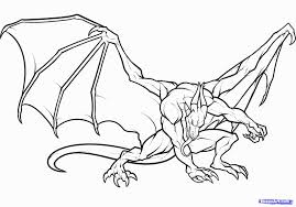 Draw Dragons Easy Step By Drawing Lessons For Kids Free Tattoo