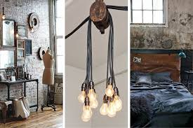 industrial home lighting. 3 Essentials For The Industrial Home \u2013 Inspiration From Pinterest Lighting A