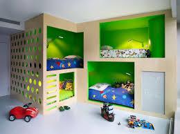 Saving Space Staying Stylish Triple Bunk Beds - DMA Homes   #3417