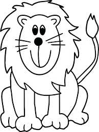 zoo animal coloring pages for preschool preschoolers animals page toddler