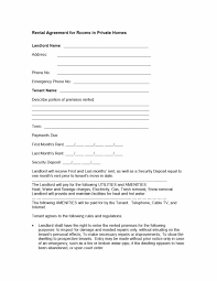 Home Rental Agreement 24 Simple Room Rental Agreement Templates Template Archive 12