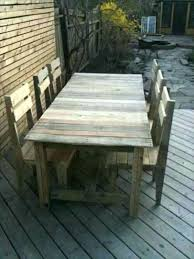 pallet kitchen table pallet wood table pallet dining table set pallet furniture for pallet wood