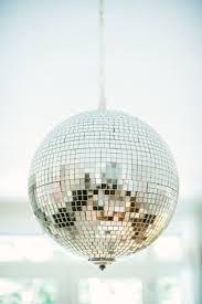 impressive disco ball chandelier 11
