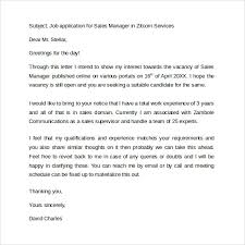 Awesome Collection of Example Writing A Formal Business Letter In Cover Letter