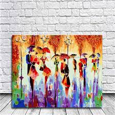 2018 abstract r diy paint by numbers hand painted canvas painting home living room office decor painting for living room unique gift 40x50cm from