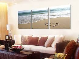 3 piece wall art pictures romantic beach wall art lovely stone sea scape painting on canvas seascape paintings room decor in painting calligraphy from  on 3 panel wall art beach with 3 piece wall art pictures romantic beach wall art lovely stone sea