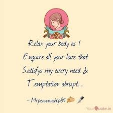 Love Your Body Quotes Simple Relax Your Body As I E Quotes Writings By Alfred Jara