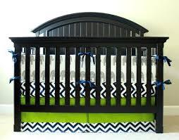 custom baby bedding navy blue grey elephant and by dodger crib