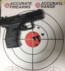 Nine Top Selling 9mm Striker Fired Pistols Compared