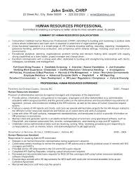 Work Experience Resume Sample Enchanting Human Resources Consultant Resume Sample Functional Professional