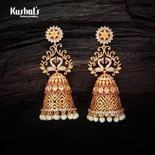 Artificial Jhumka Designs With Price 9 Best Places To Buy Traditional Jhumkas Online Jhumka