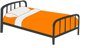 bed clipart.  Clipart Bed Clip Art Throughout Clipart I