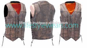motorcycle leather vest leather down vest men custom leather vests leather vest pattern red leather vests kids leather vest