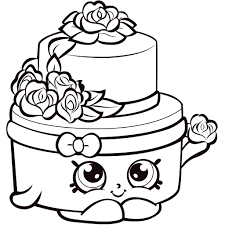 These fun shopkins coloring pages by moose toys are sure to delight. Shopkins Coloring Pages 110 Best Images Free Printable