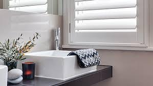 bathroom shutters looking for a window