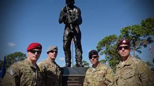 Special Tactics memorial dedication