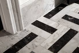 Inspirations Black And White Marble Floors Black And White Marble  Traditional Tile Atlanta By Materials 13