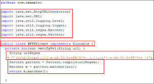 Java Pattern Compile Custom Java SE 48 Adding JavaFX Graphics To Your HTTP Link Checker Application