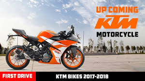 2018 ktm prices. interesting 2018 list of upcoming ktm motorcyle in india 20172018 first drive for 2018 ktm prices