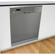 Dishwasher Drawers Vs Standard Delonghi Dedw645s Stainless Steel Freestanding Dishwasher At The