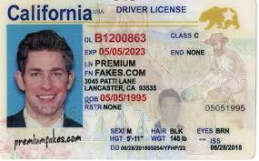Buy Premiumfakes California Scannable Fake com Ids Id