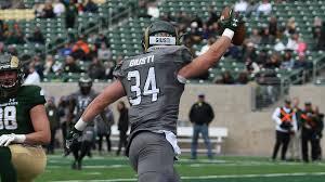 Anthony Giusti Football Colorado State University Athletics