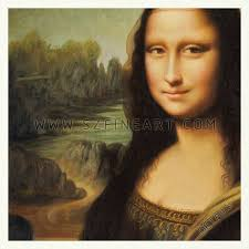 mona lisa hot 100 handmade classical oil painting canvas fine reion of leonardo da
