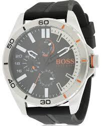 hugo boss orange berlin silicone chronograph men s watch 1513290 hugo boss orange berlin silicone chronograph men s watch 1513290