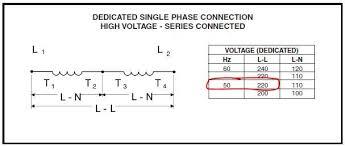 220v line to line generator electric motors & generators 220v Single Phase Wiring re 220v line to line generator 220v single phase wiring