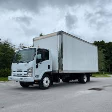 There is a truck to fit any propose you can think of. Isuzu Box Truck For Sale Used