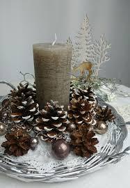 Weihnachtsdekoration Mit Zapfen Neujahrsblog 2020