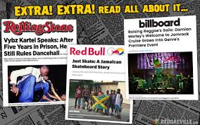Dancehall Charts 2016 Extra Extra Read All About It Jamrock Cruise Vybz